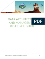 Rg Certified Data Architecture and Management Designer