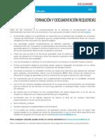 Instrucciones Formulario Becas Leonardo 2019