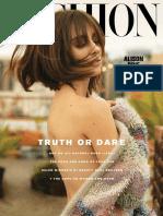 Fashion Magazine - August 2018