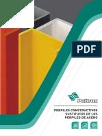 Perfiles Plasticos Compuestos Pultrux Ficha Tecnica