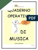 Quaderno Di Musica IV e v 2