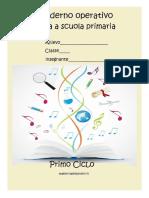Quaderno Operativo Di Musica Primo Ciclo Promo
