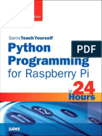 Python Programming for Raspberry Pi_ Sams Teach Yourself in 24 Hours ( PDFDrive.com )