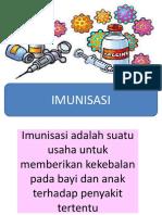 Health Education Imunisasi