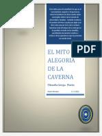 2019 Mito o Alegoría de La Caverna 2