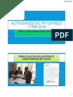 Actividades Del Pp 129 Rscs