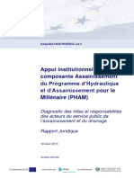 PHAM Lot 2 - Rapport Expertise Juridique -Aout 2015