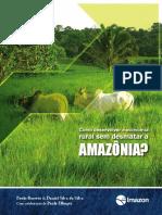Como Desenvolver a Economia Rural Sem Desmatar a Amazonia