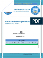 Human Resources Management System.DOCX