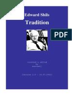 Edward Shils - Tradition-University of Chicago Press (1981).pdf