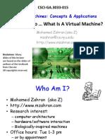 Virtualization Slides