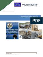 MANUAL DE PERFORACIÓN Y VOLADURA. TEMAS 5 VOLADURAS A CIELO ABIERTO.pdf