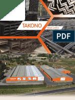 Tabela de Produtos Takono