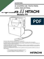 Hitachi Manual de Usuario