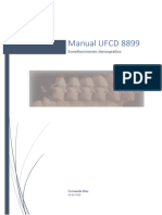 Manual UFCD 8899