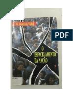 O ESFACELAMENTO DA NACAO - PROF BAUTISTA VIDAL.pdf