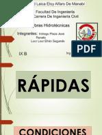 RAPIDAS HIDROTECNIA