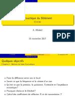 Acoustique PROJECTION.pdf