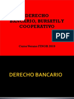 Derecho Bancario Presentacion Verano 2019 Finor