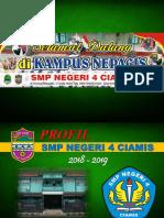 PROFIL SMPN 4 CIAMIS 2018