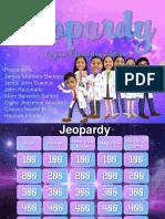Chemistry Presentation (Jeopardy)