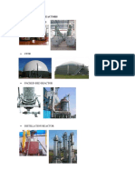 Types of chemical reactors