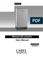 Manual HUMIDIFICADOR CAREL