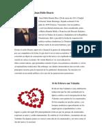 26 de Enero Día de Juan Pablo Duarte