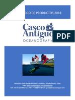 Catalogo 2018 Casco Antiguo
