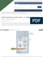 UVM registers abstraction
