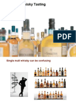 Single Malt Whisky Tasting