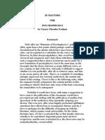 In MATTERS the PSYCHOPHYSICS-English-Gustav Theodor Fechner