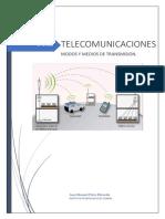 Diagrama a Bloques de Un Sistema de Telecomunicación
