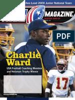 USA Football Magazine Issue 8 Winter 2009
