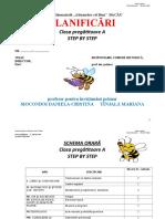 Moco Edu Planificare Calendaristica Clasa Pregatitoare 1