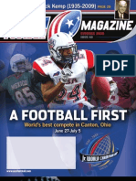 USA Football Magazine Issue 10 Summer 2009