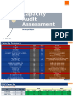Capacity Assessment Template