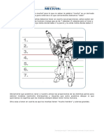 Como Hacer Mechas (Robots)