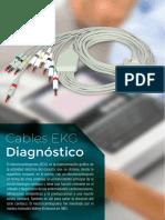 Cables EKG Diagnóstico