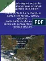 CHEMTRAILS Y CAMBIO CLIMATICO