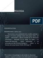inmunizacion fisipatologico