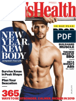 Men's Health Australia - January 2019