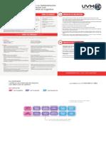 2017 Maestria en Administracion de Negocios Con Orientacion en Logistica OL Plan de Estudios (1)