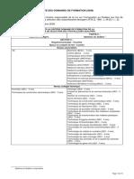 GPI 3 1 Annexe 1 Liste Dom 2009