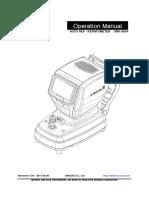 1. URK-800F Operation Manual