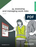 WKS 5 HSWA Identifying Assessing Managing Work Risks