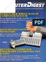 Computer Digest Vol 02-02-1985 Feb