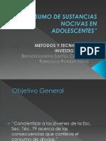 CONSUMO DE SUSTANCIAS NOCIVAS EN ADOLESCENTES.pptx