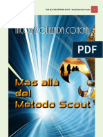 Mas Alla Del Metodo Scout Nicolas Quezada Concha