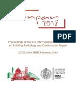Proceedings CINPAR 2018 (PT)